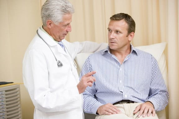 Łagodny przerost prostaty
