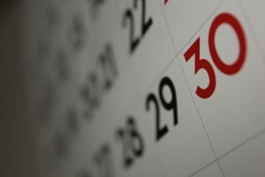 kalendarz dni płodnych