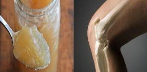 Przepis na wzmocnienie i odbudowę kości, więzadeł i stawów w kolanie