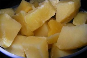 sok z ziemniaków