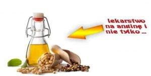 olej cedrowy z żywicą